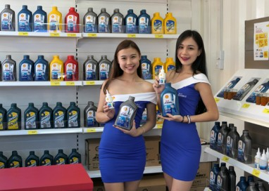 Shell Advance launches Full Range of Scooter Oils