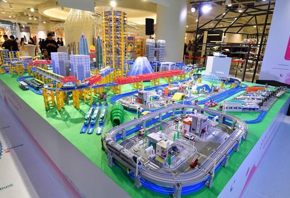 Isetan the Japan Store launches Shinkansen Exhibition