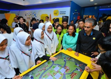 Digi's Digital City Exhibition in Petrosains Creates Safer Cyberspace for children