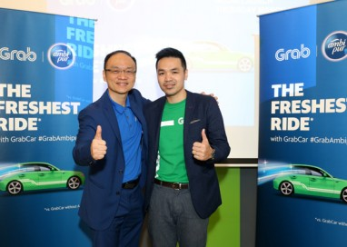 Malaysians set to enjoy the Freshest Rides, courtesy of Grab & Ambi Pur