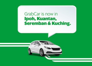 Grab expands GrabCar Service and Now Available in Nine Major Cities in Malaysia