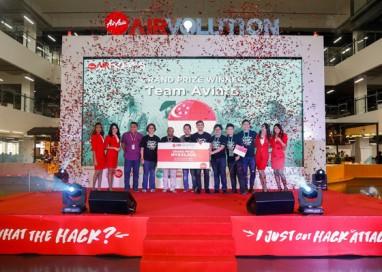 Singapore's Aviato wins Airasia Airvolution Hackathon