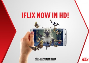 iFlix now available in High Definition