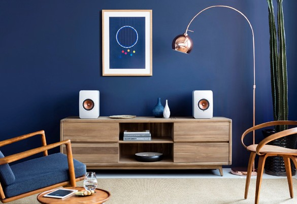 KEF LS50 Wireless: A Complete, Fully Active Music System