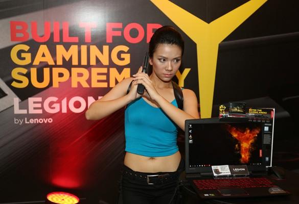 Lenovo launches new dedicated PC gaming sub-brand Legion