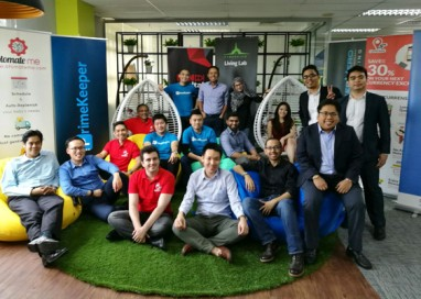 Startups from Cyberview 4th Living Lab Accelerator Programme showcase Smart City Innovations at Demo Day