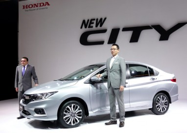 Honda Malaysia introduces the New City that further elevates B-Segment Benchmark