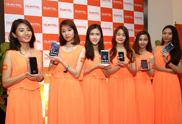 Oukitel Brand launch in Malaysia: U & I for OK Life