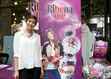 Unleash the True You with Sparkling Ribena'S BeMe Campaign