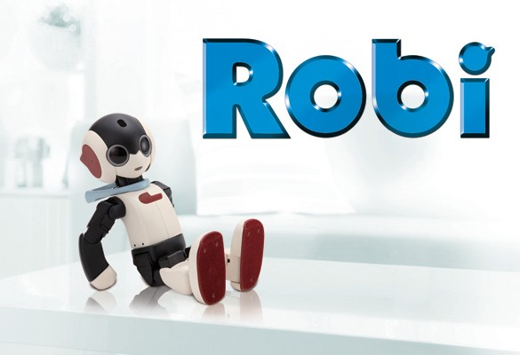 Meet Robi: The Interactive Robotic Companion that Speaks Manglish