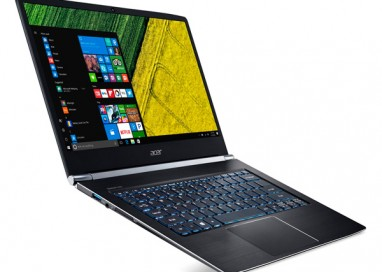 "Higher Productivity with Ultra-thin 14"" Acer Swift 5"