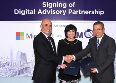 UEM Group partners with Microsoft Malaysia for Cloud-based Digital Initiatives