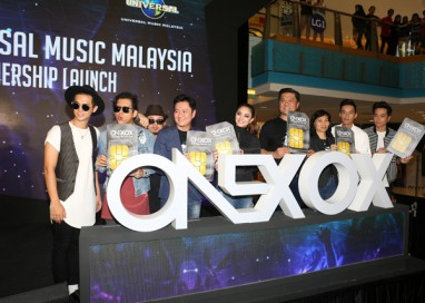 XOX MOBILE & Universal Music Malaysia partner to deliver Innovative Digital Music Content to Subscribers