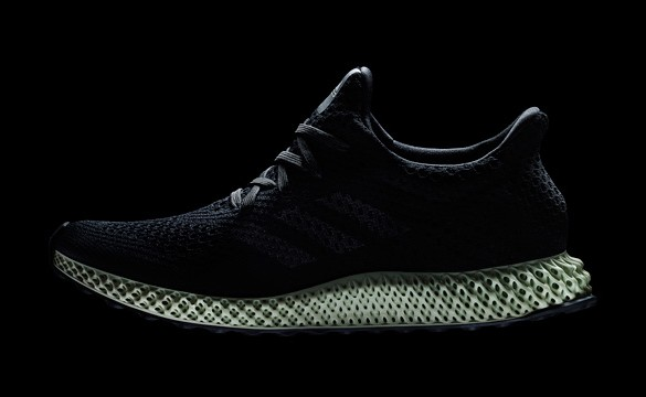 Adidas unveils Industry's First Application of Digital Light Synthesis with Futurecraft 4D