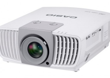 Casio launches New 4k UHD Projector & expands Line-Up of Ultra Short Throw series