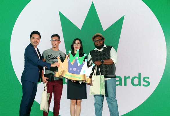 Get More Value for Your Grab Ride with GrabRewards