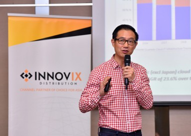 Innovix Distribution Group launches Innovix Cloud for Malaysian partners