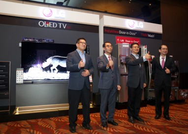 LG Electronics brings Innovation that goes Beyond