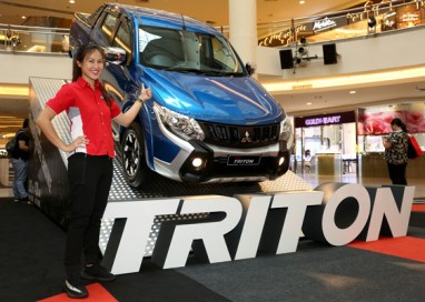 Mitsubishi Triton Enhanced for 2017