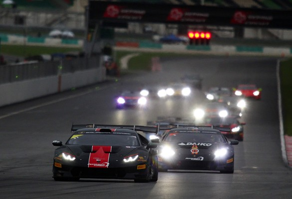 Lamborghini Super Trofeo Asia Series 2017 kicks off in Sepang