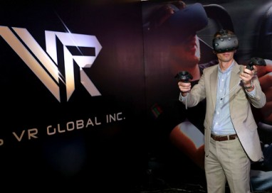 US VR Global Inc announces HERO CENTRAL PARK