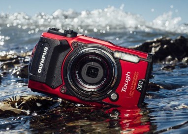 The All New Olympus Tough TG-5