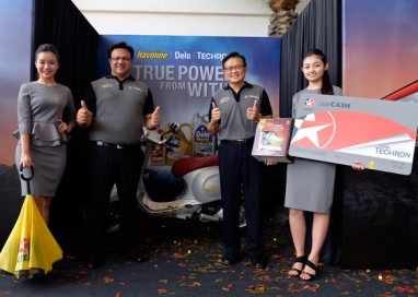 Experience True Power from Within with Caltex