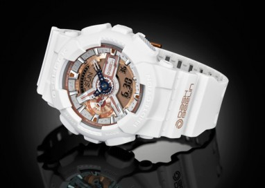Casio Malaysia introduces new G-SHOCK model in collaboration with Dash Berlin