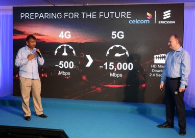 Celcom teams up with Ericsson to deliver Malaysia's First 5G Trial