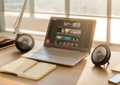 Jabra Speak 710 Speakerphone: Immersive Call & Sound Experience