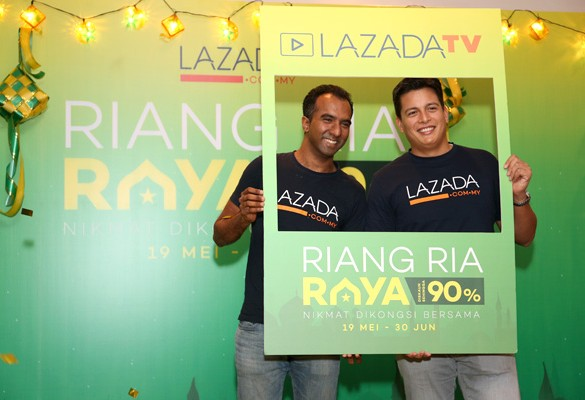 Lazada pioneers the New Era of E-Commerce in Malaysia with its Latest Social Commerce Channel, Lazada TV