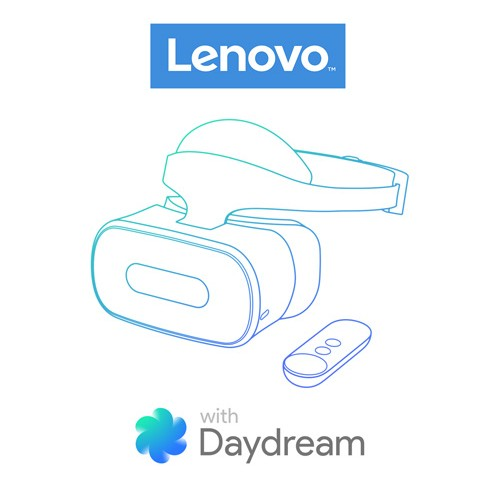 Lenovo and Google collaborating on Daydream Standalone VR headset