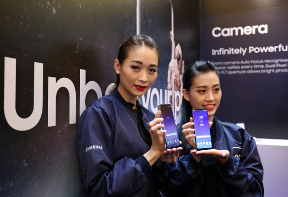 Samsung Galaxy S8 & S8+ land in Malaysia, marking a New Smartphone Era