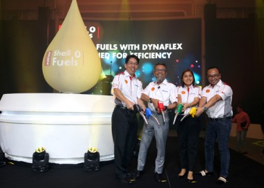 Shell launches New Fuels, Designed for Efficiency