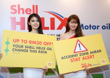 Shell Helix, Waze launch Asia's First Accident-Prone Spots Alerts