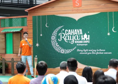 Shopee plans its Biggest Ever Campaign with Cahaya Raya
