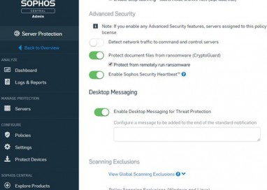Boosting Server Protection with Next-Gen Anti-Ransomware CryptoGuard Technology by Sophos