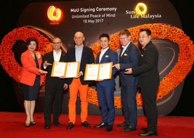 U Mobile and Sun Life Malaysia enters into Telco-Assurance Partnership making Mobile Service Provider first to offer Life Microinsurance