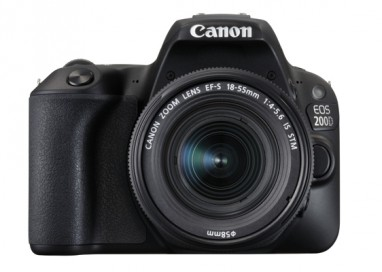 Canon launches newest DSLR, EOS 200D