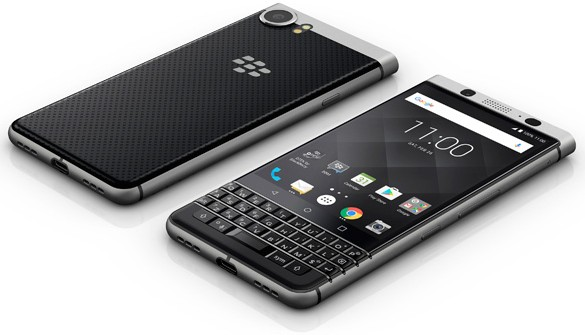 Distinctly Different – All-New BlackBerry KEYone