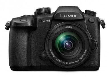 Panasonic once again pushes Still and Video boundaries with the New LUMIX GH5
