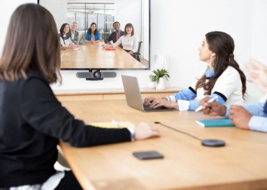 Logitech introduces Premier Conference Camera for Huddle Rooms