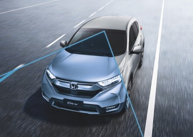 All-New CR-V reengineered with Next Generation Advanced Technologies and Honda SENSING to set New Expectations in SUV