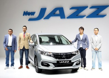 Honda Malaysia excites the Market with the New Jazz and introduced A New Sport Hybrid i-DCD Variant