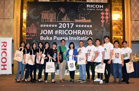 A 'Feast' of Innovation with Ricoh