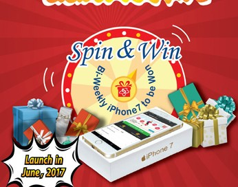 WeCash soars to break 10,000 users mark, Inviting users to Spin & Win Prizes Everyday