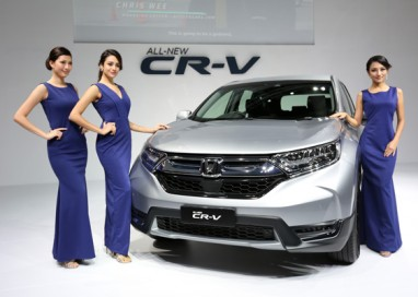 All-New CR-V returns with Next Generation Advanced Technology to redefine the SUV Segment