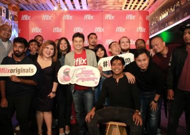 iflix premieres First Malaysian Original Series, Oi! Jaga Mulut