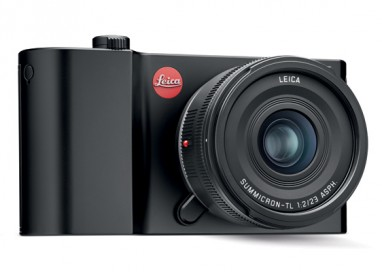 Leica TL2, performance meet unique design