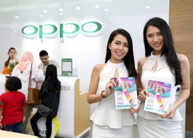 OPPO opens the first Southeast Asia Flagship Store in Suria KLCC
